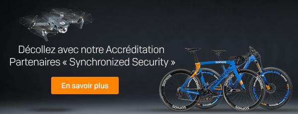 Décollez avec notre Accréditation Partenaires - Synchronized Security