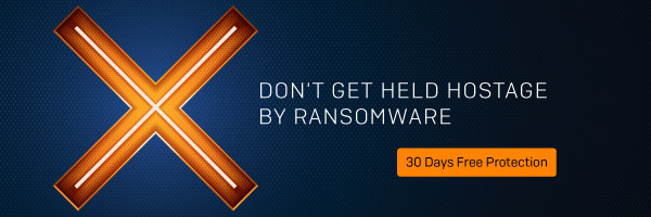Intercept X - Don't Get Held Hostage By Ransomware - 30 Days Free Protection