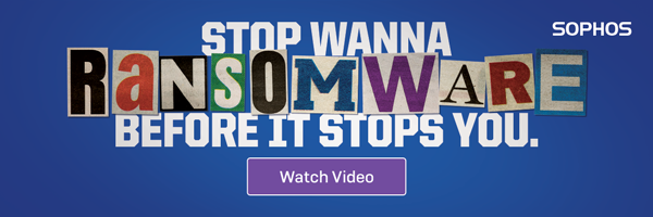 Stop Wanna Ransomware before it stops you. Watch Video